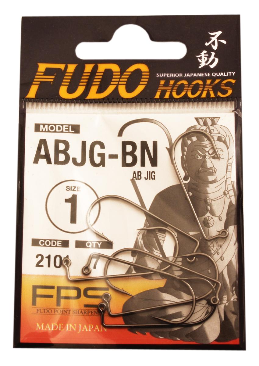 Крючок Fudo Ab Jig, №1, 7 шт13-10-7-284Рыболовные крючки Крючок Fudo Ab Jig являют собой сочетание лучших материалов, лучших технологий и наилучших человеческих навыков. Основными характеристиками крючков являются оптимальная форма с точки зрения максимального улова, экстремальный заточка крюка, которая сохраняется при длительной ловле, отличная эластичность, что позволяет им противостоять деформации, общая коррозионная стойкость в процессе производства. Сталь с управляемым содержания углерода - это те материалы, которые применяются в производстве крючков.Прочность крючка реализуется через печи, где система компьютерной помощи регулирования температуры, позволяет достичь точности в производстве в 0,01°С, и времени обработки с точностью 0,001 секунды. В результате крючки получаются абсолютно закаленными, что позволяет добиться отличного результата по твердости и эластичность, а также все модели крючков обладают антикоррозионным покрытием. Место крепления крюка с леской выполнено в виде кольца.
