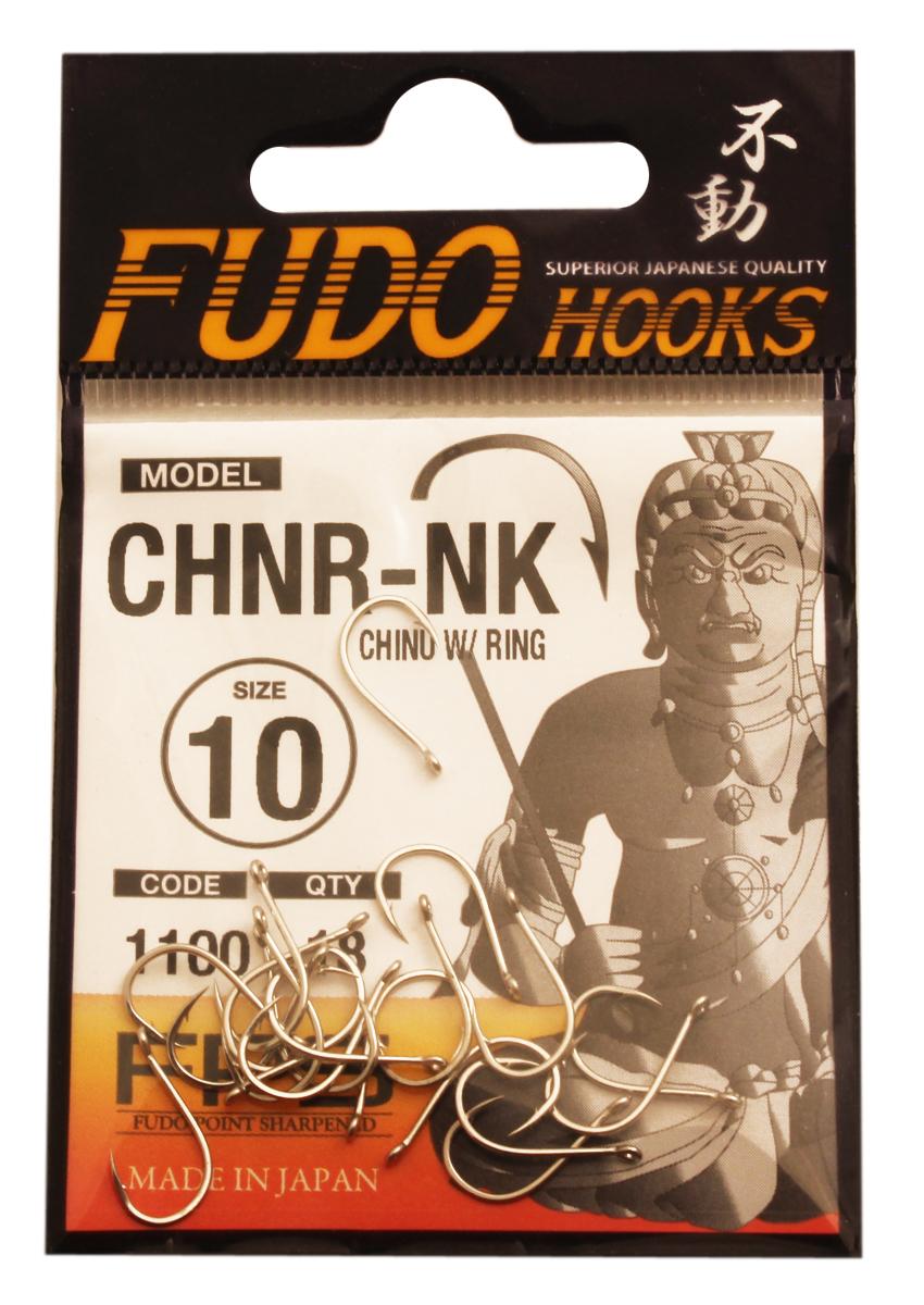 Крючок Fudo Chinu W/Ring, №10 NK (1100), 18 шт13715Рыболовные крючки FUDO, производства Японии, являют собой сочетание лучших материалов , лучших технологий и наилучших человеческих навыков. Основными характеристиками крючков являются : 1 ) оптимальная форма -с точки зрения максимального улова. 2) Экстремальный заточка крюка , которая сохраняется при длительной ловле. 3) Отличная эластичность, что позволяет им противостоять деформации. 4) Общая коррозионная стойкость в процессе производства , благодаря нескольким патентам в области металлургии и производства техники. Сталь с управляемым содержания углерода -это те материалы, которые применяются в производстве крючков. Эти материалы, в виде калиброванной проволоки ,изготавливаются исключительно для инжиниринговой службы FUDO . После чего, крючок подвергается двум различным методом для заточки : механическим и химическим. Во время заточки, уровень остроты контролируется онлайн , что в итоге приводит к идеальному повторению всей серии. Прочность крючка реализуется через печи , где система компьютерной помощи регулирования температуры , позволяет достичь точности в производстве в 0,01 градуса по Цельсию, и времени обработки с точностью 0, 001 секунды. В результате крючки FUDO получаются абсолютно закаленными , что позволяет добиться отличного результата по твердости и эластичность, а также все модели крючков обладают анти коррозионным покрытием. Место крепления крюка с леской, выполненно в виде кольца. С изогнутым жалом.