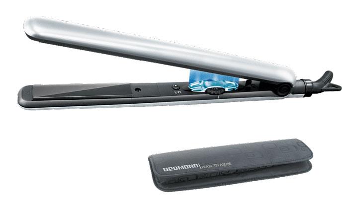Redmond RCI-2310, Silver щипцы для волос - Выпрямители и щипцы для волос