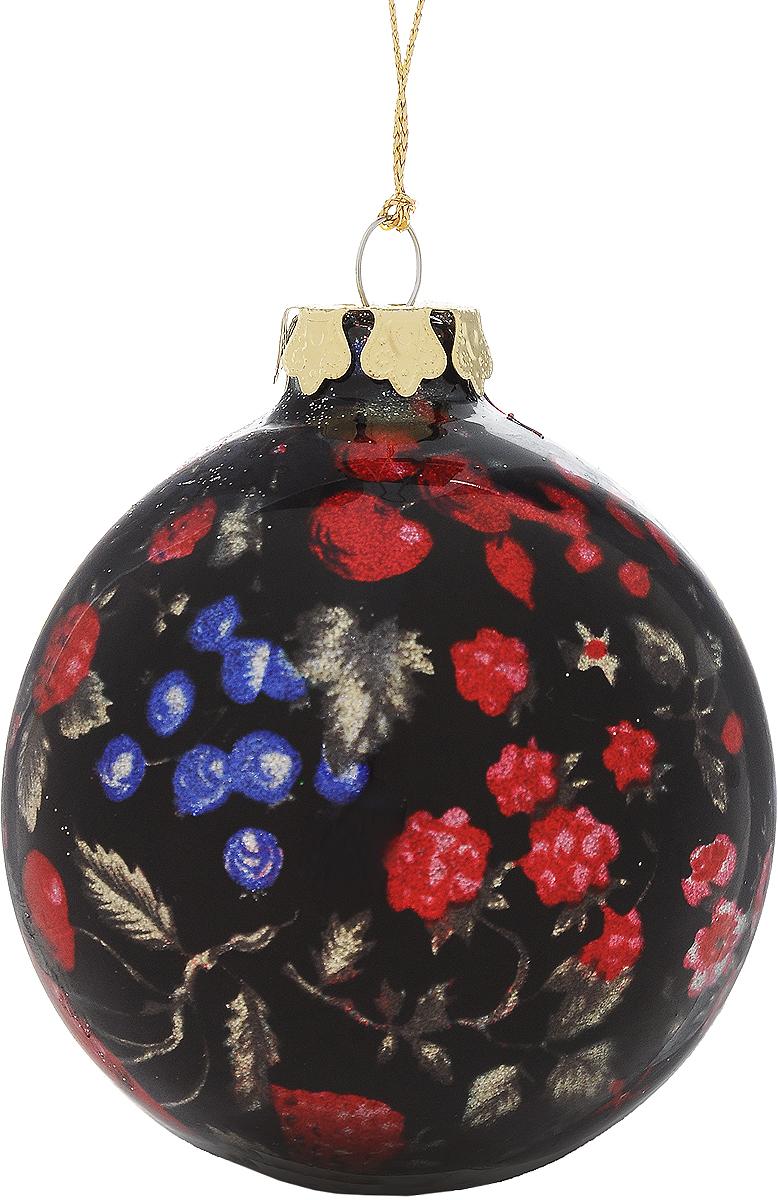 Украшение новогоднее подвесное Winter Wings Шар, диаметр 8 см. N07919N07919Новогоднее подвесное украшение Winter Wings Шар выполнено из стекла в виде шара и украшено блестками. С помощью специальной петельки украшение можно повесить в любом понравившемся вам месте. Но, конечно, удачнее всего оно будет смотреться на праздничной елке.Елочная игрушка - символ Нового года. Она несет в себе волшебство и красоту праздника. Создайте в своем доме атмосферу веселья и радости, украшая новогоднюю елку нарядными игрушками, которые будут из года в год накапливать теплоту воспоминаний.