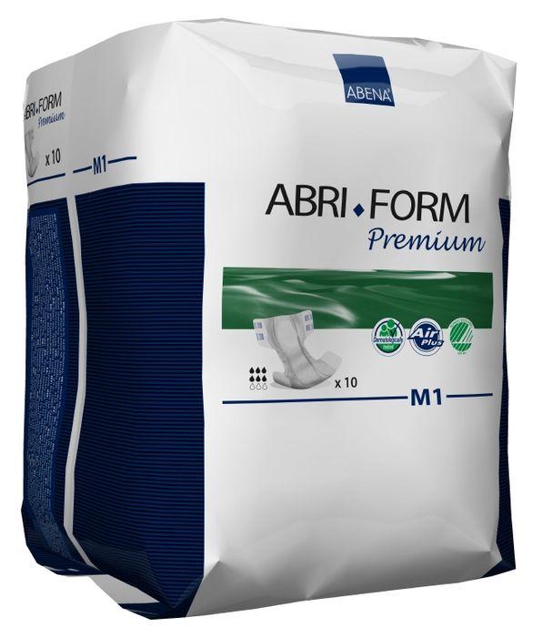 Abena Подгузники для взрослых Abri-Form M1 дневные 10 шт 4730