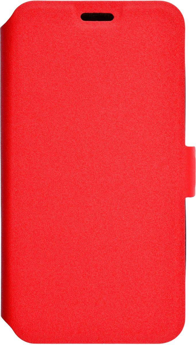 Prime Book чехол-книжка для Lenovo A1010/A2016, Red2000000105116Чехол-книжка Prime Book для Lenovo A1010/A2016 надежно защитит ваш смартфон от пыли, грязи, царапин, оставив при этом свободный доступ ко всем разъемам устройства. Также имеется возможность использования чехла в виде настольной подставки. Чехол Prime Book - это стильная и элегантная деталь вашего образа, которая всегда обращает на себя внимание среди множества вещей.