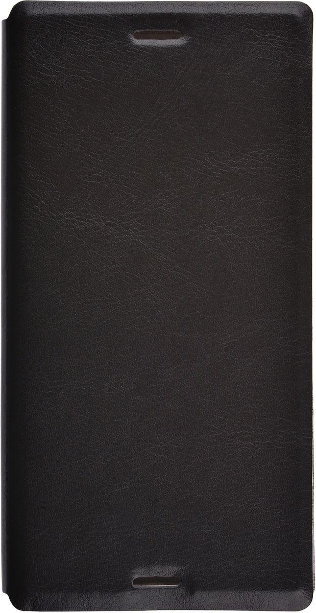 Skinbox Lux чехол для Sony Xperia XZ, Black