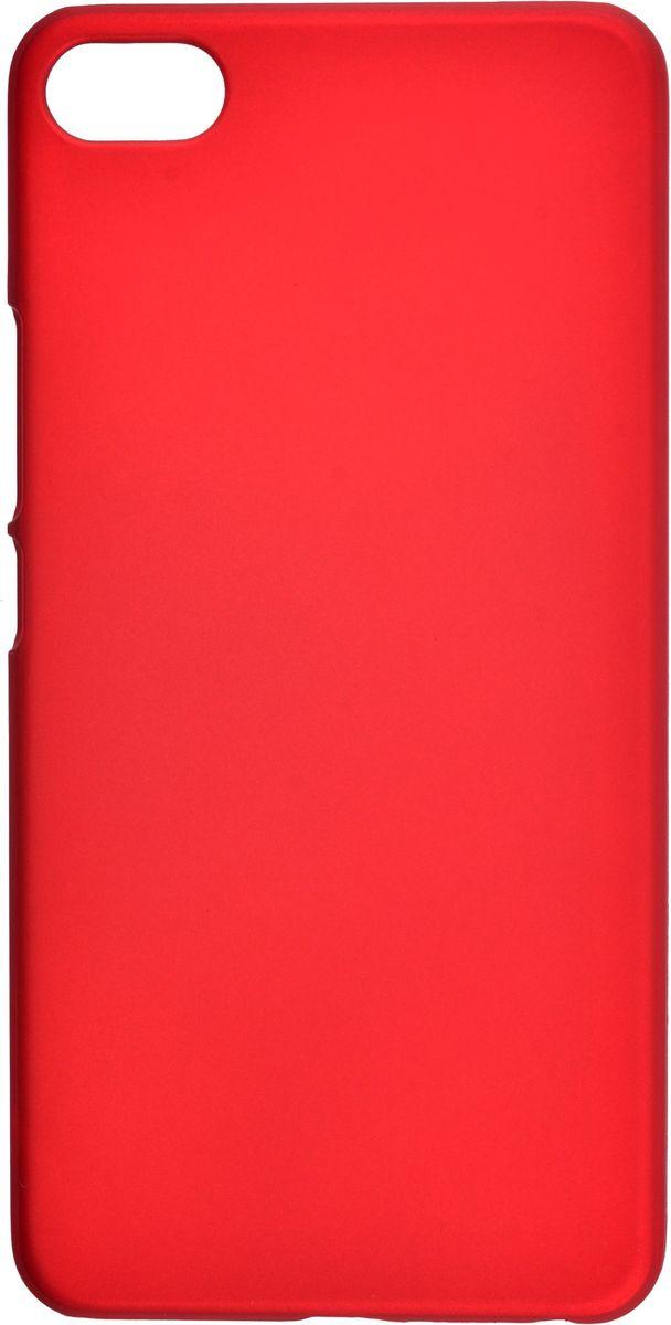 все цены на Skinbox Shield 4People чехол-накладка для Meizu U20, Red