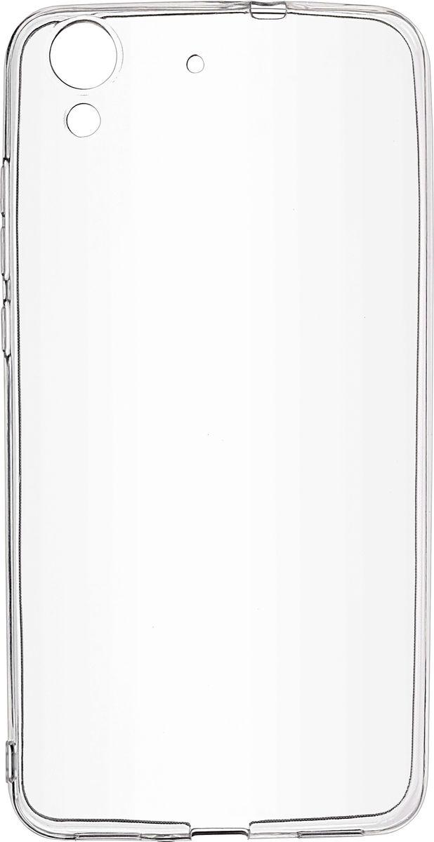 Skinbox Slim Silicone чехол-накладка для Huawei Y6II, Crystal skinbox slim silicone чехол для huawei p9 plus clear