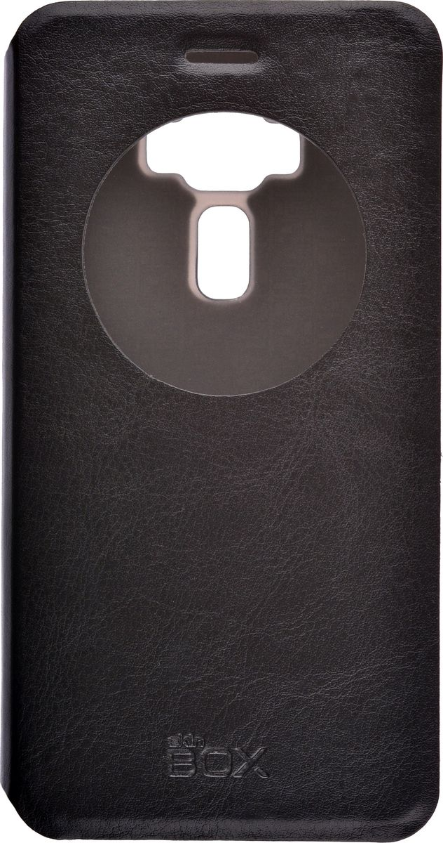 Skinbox Lux AW чехол для Asus Zenfone 3 ZE520KL, Black asus zenfone zoom zx551ml 128gb 2016 black