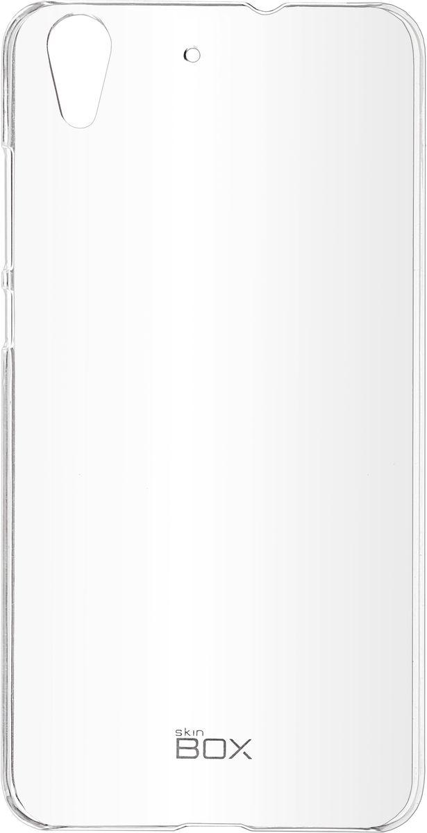 Skinbox Crystal 4People чехол-накладка для Huawei Y6II, Crystal