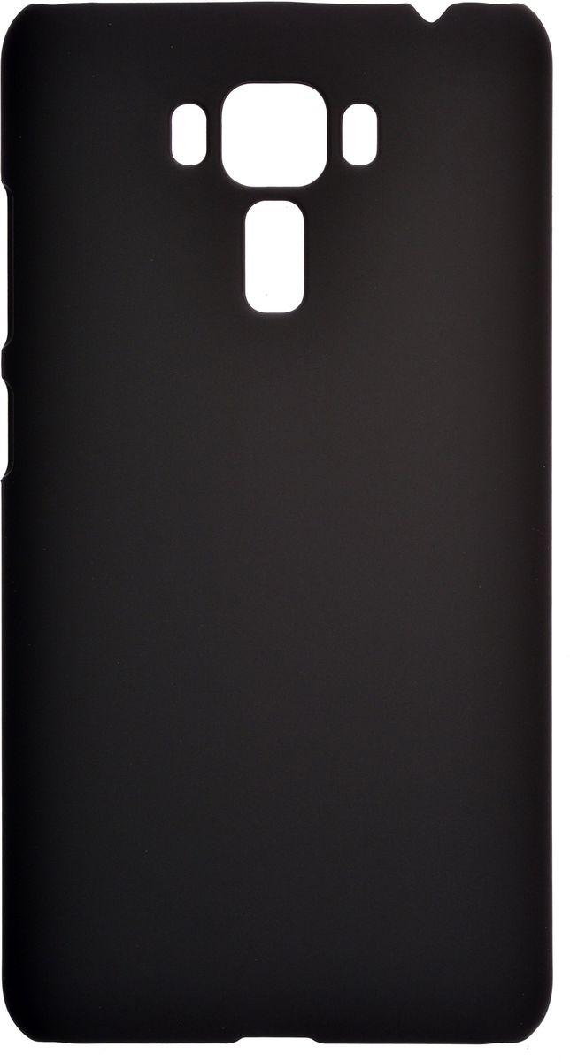 Skinbox 4People чехол-накладка для Asus ZenFone 3 Laser ZC551KL + защитная пленка, Black asus zenfone zoom zx551ml 128gb 2016 black