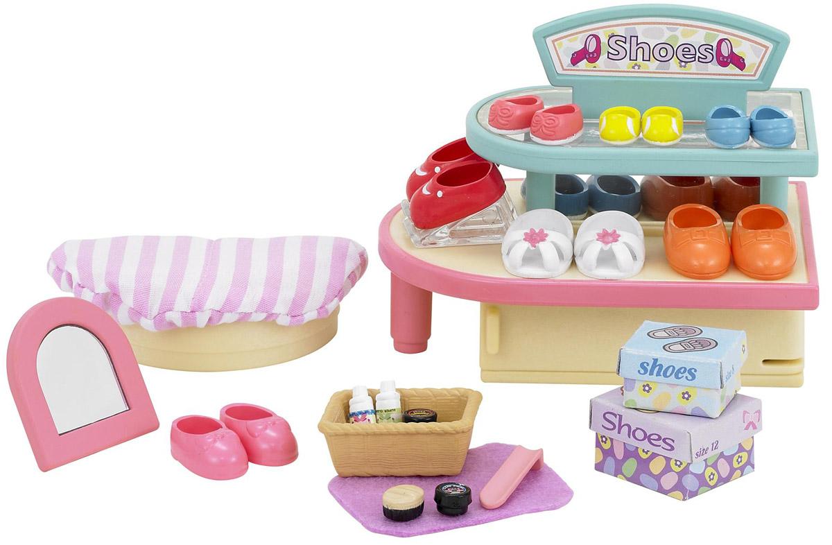 Sylvanian Families Игровой набор Обувной магазин обувь