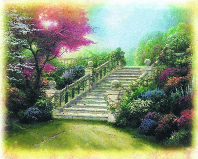 Панно декоративное Твоя Планета Утро в саду, 315 х 254 см4607161054178