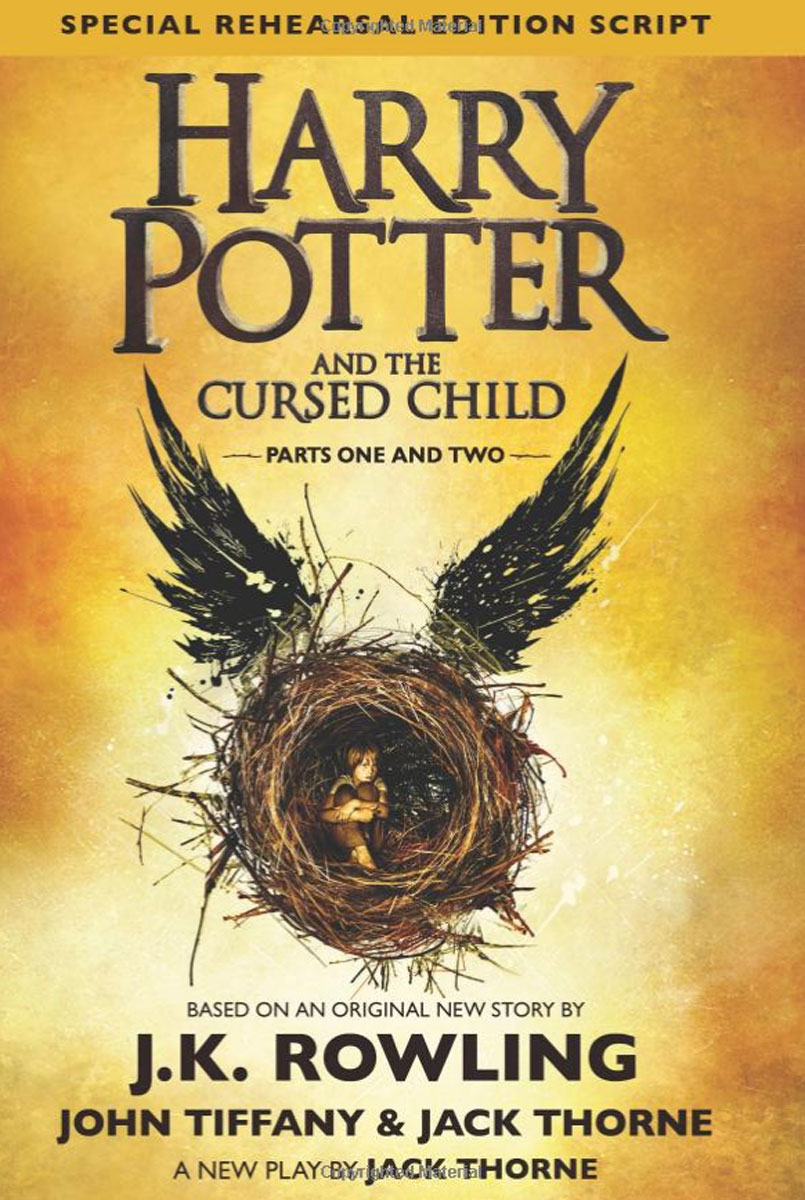 Harry Potter and the Cursed Child: Parts 1 & 2 пальто alix story alix story mp002xw13vuo