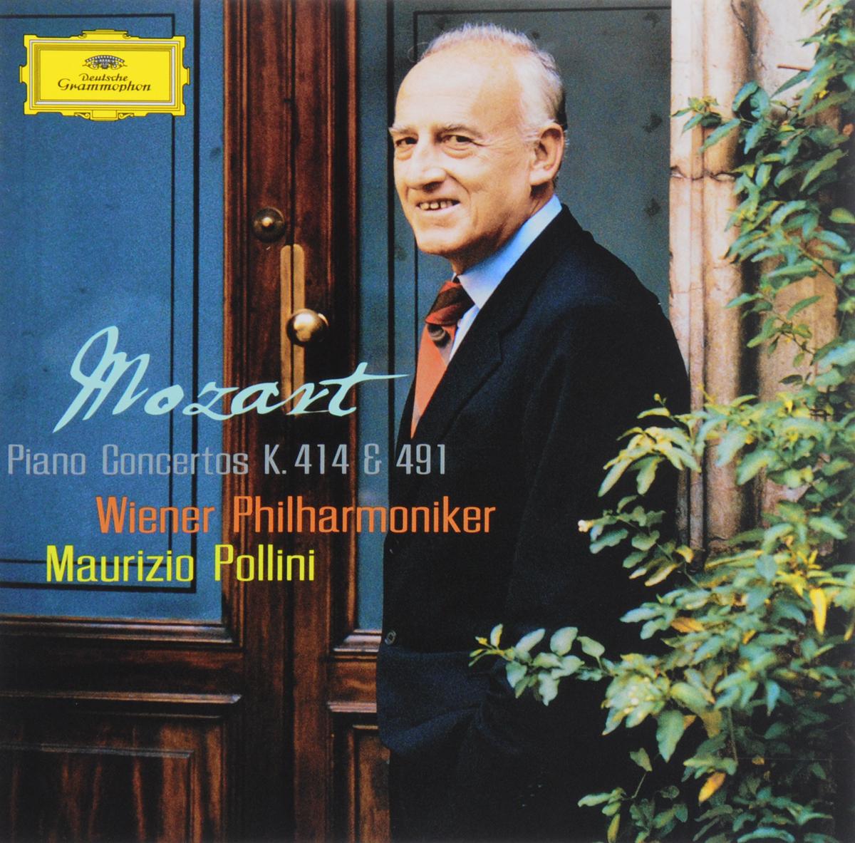 Maurizio Pollini. Mozart. Piano Concertos K. 414 & 491