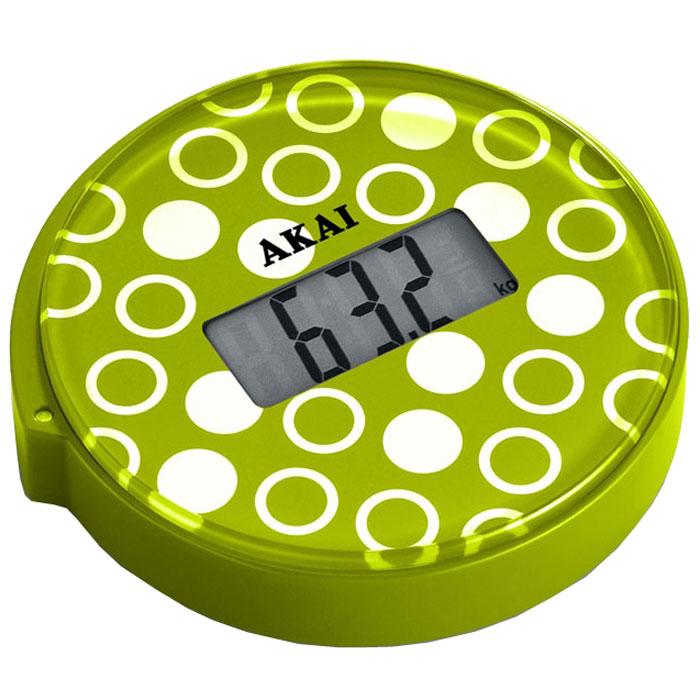 Akai SB-1353G электронные весы весы akai весы напольные 2 в 1 весы с часами