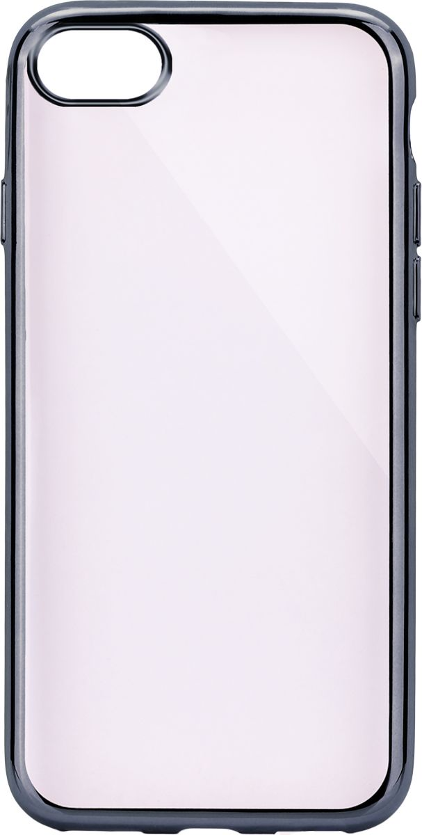 Interstep Frame чехол для Apple iPhone 7, Titanium беспроводная акустика interstep sbs 150 funnybunny blue is ls sbs150blu 000b201