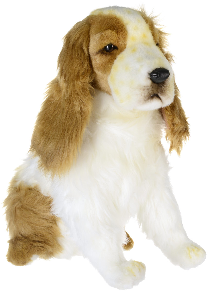 Hansa Мягкая игрушка Кокер-спаниель 28 см английский кокер спаниель