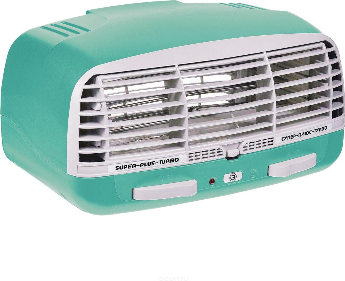 Супер Плюс Турбо очиститель воздуха, цвет зеленый