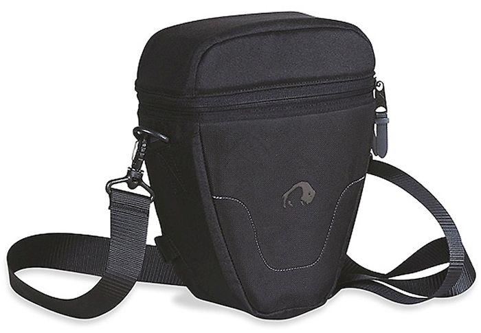 Фотосумка Tatonka Digi Focus 2, цвет: черный, 3л3000.040Сумка для транспортировки зеркальной камеры с установленным объективом.