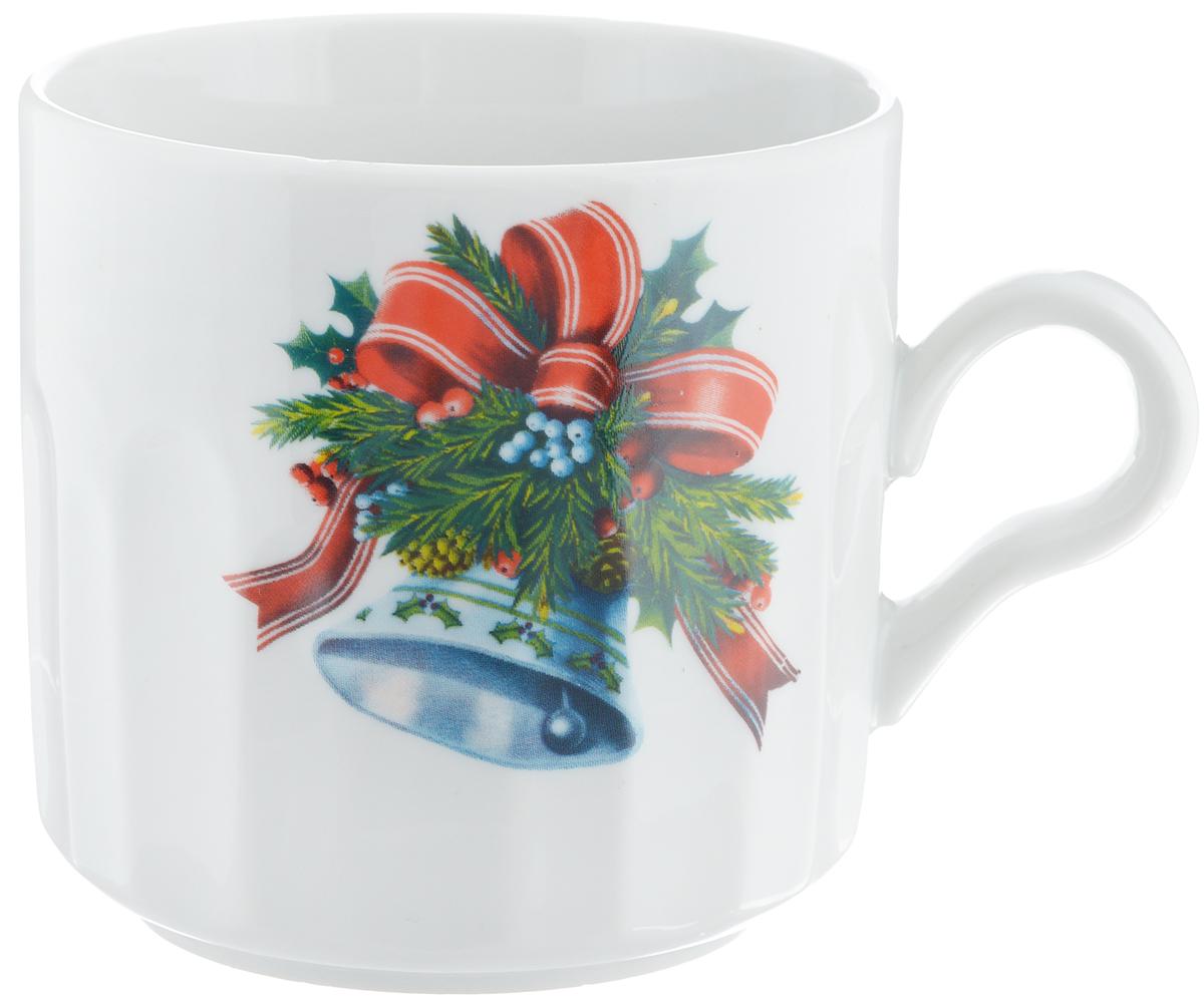 Кружка Фарфор Вербилок Колокольчик, 500 мл5722130Кружка Фарфор Вербилок Колокольчик способна скрасить любое чаепитие. Изделие выполнено из высококачественного фарфора. Посуда из такого материала позволяет сохранить истинный вкус напитка, а также помогает ему дольше оставаться теплым.Диаметр по верхнему краю: 9,5 см.Высота кружки: 9,5 см.