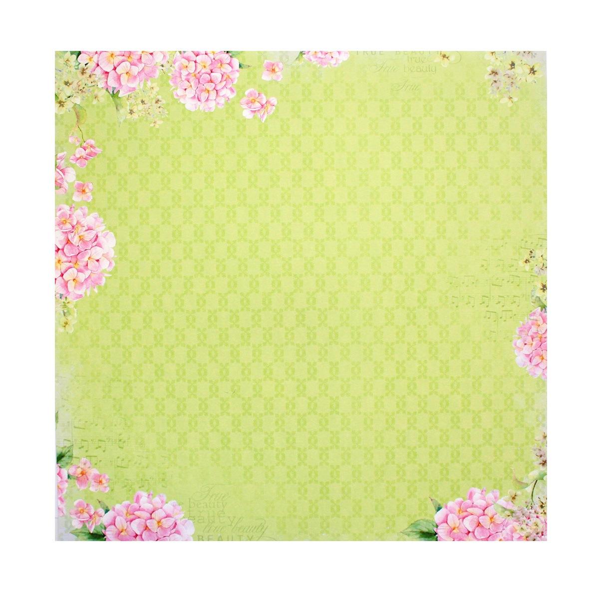 Бумага для скрапбукинга ScrapBerrys Цветущий сад. Мелодия весны, 30,5 х 30,5 см, 10 шт497512Бумага для скрапбукинга ScrapBerrys позволит создать красивый альбом, фоторамку или открытку ручной работы, оформить подарок или аппликацию. Набор включает в себя 10 листов из плотной бумаги.Скрапбукинг - это хобби, которое способно приносить массу приятных эмоций не только человеку, который этим занимается, но и его близким, друзьям, родным. Это невероятно увлекательное занятие, которое поможет вам сохранить наиболее памятные и яркие моменты вашей жизни, а также интересно оформить интерьер дома.Размер листа: 30,5 х 30,5 см.