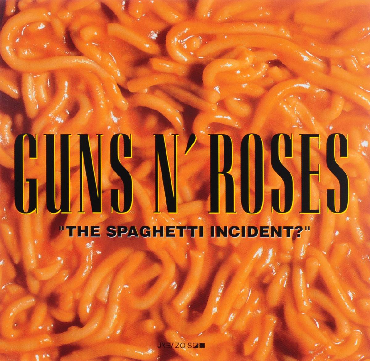 Guns N' Roses Guns N' Roses. The Spaghetti Incident? guns n roses guns n roses use your illusion 1