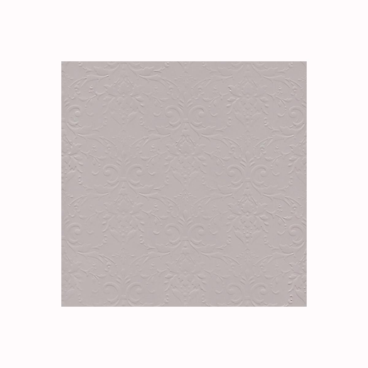 Бумага фактурная Лоза Дамасский узор, цвет: серый, 3 листа582975_БР003-8 серыйФактурная бумага для скрапбукинга Лоза Дамасский узор позволит создать красивый альбом, фоторамку или открытку ручной работы, оформить подарок или аппликацию. Набор включает в себя 3 листа из плотной бумаги. Скрапбукинг - это хобби, которое способно приносить массу приятных эмоций не только человеку, который этим занимается, но и его близким, друзьям, родным. Это невероятно увлекательное занятие, которое поможет вам сохранить наиболее памятные и яркие моменты вашей жизни, а также интересно оформить интерьер дома.Плотность бумаги: 200 г/м2.