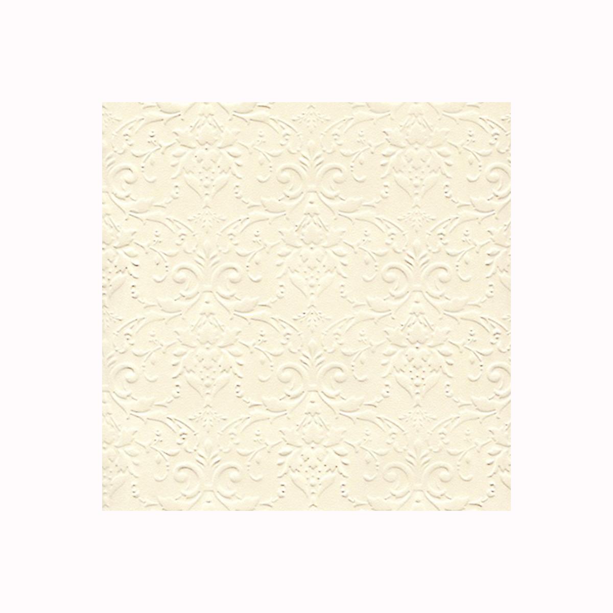 Бумага фактурная Лоза Дамасский узор, цвет: слоновая кость, 3 листа582975_БР003-2-Ф слоновая костьФактурная бумага для скрапбукинга Лоза Дамасский узор позволит создать красивый альбом, фоторамку или открытку ручной работы, оформить подарок или аппликацию. Набор включает в себя 3 листа из плотной бумаги. Скрапбукинг - это хобби, которое способно приносить массу приятных эмоций не только человеку, который этим занимается, но и его близким, друзьям, родным. Это невероятно увлекательное занятие, которое поможет вам сохранить наиболее памятные и яркие моменты вашей жизни, а также интересно оформить интерьер дома.Плотность бумаги: 200 г/м2.