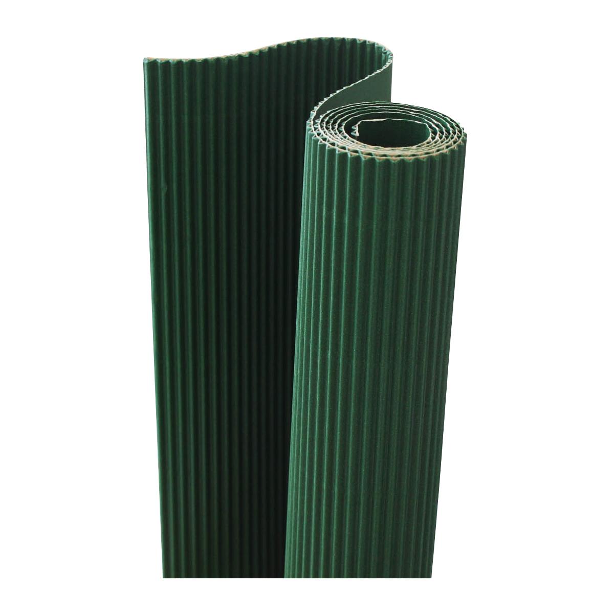 Картон гофрированный Folia, цвет: темно-зеленый, 50 х 70 см7710888_58 темно-зеленыйДвухслойный гофрированный картон Folia в основном применяется для декорирования. Он состоит из одного слоя плоского картона и слоя бумаги, имеющую волнообразную (гофрированную) форму. Отличается малым весом и высокими физическими параметрами.Применение: для дизайнерских и оформительских работ, для декоративного детского творчества. Также такой материал хорошо зарекомендовал себя в качестве упаковочного материала.