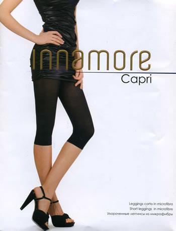 Капри Innamore Capri 80, цвет: Nero (черный). 2995. Размер 3 (44/46)