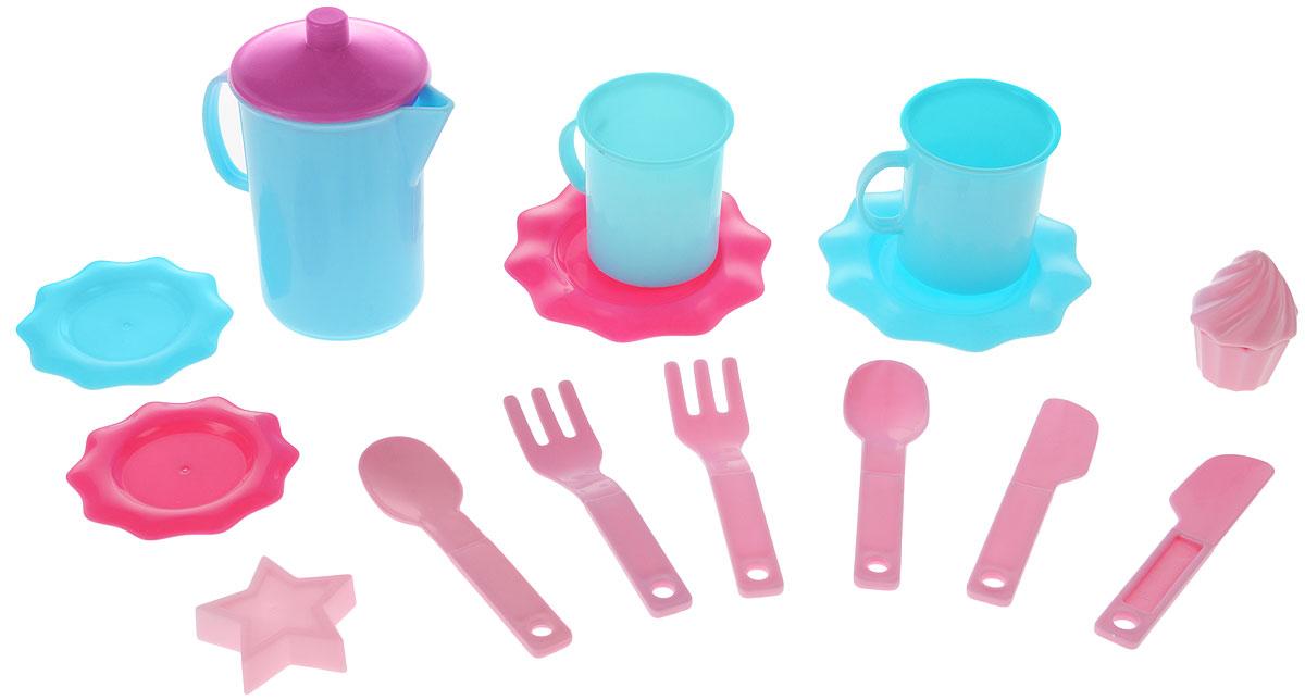 цена на Bildo Игрушечный набор посуды для чая Холодное сердце