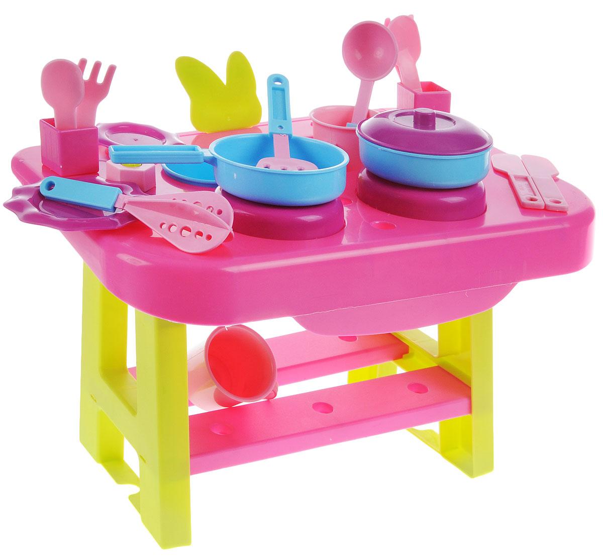 Bildo Игрушечная кухня Минни - Сюжетно-ролевые игрушки