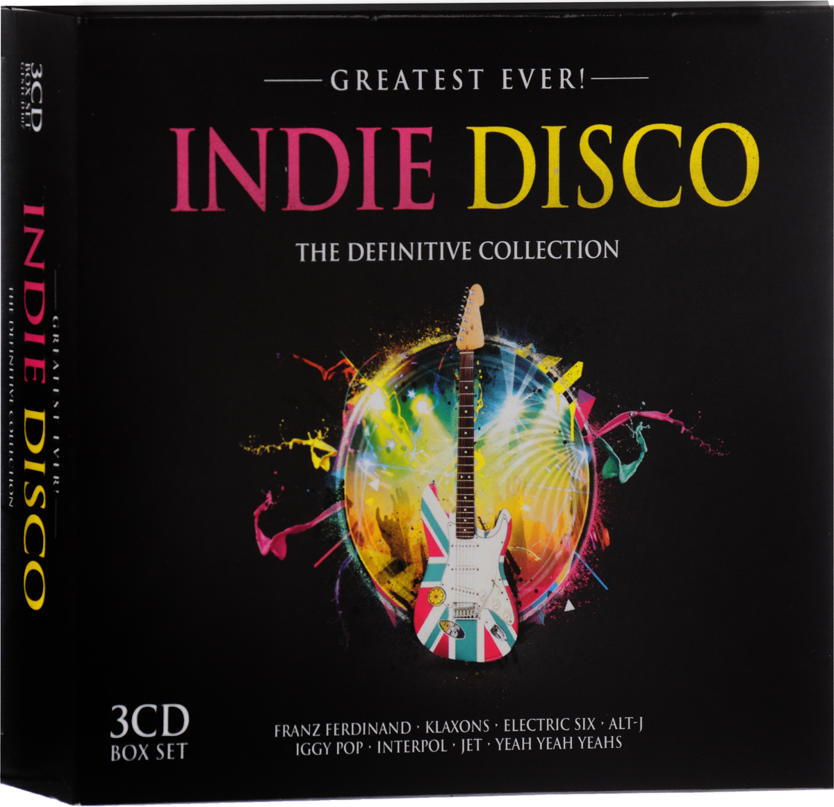 Indie Disco. Greatest Ever (3 CD)