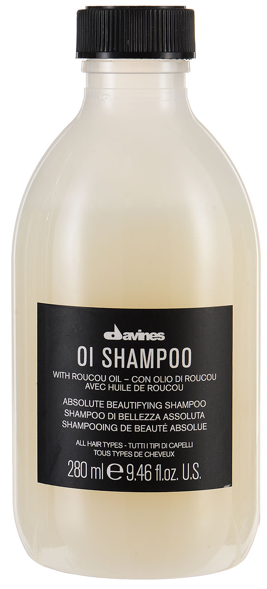 Davines Шампунь для абсолютной красоты волос Essential Haircare Ol Absolute Beautifying Shampoo, 280 мл davines ol all in one milk