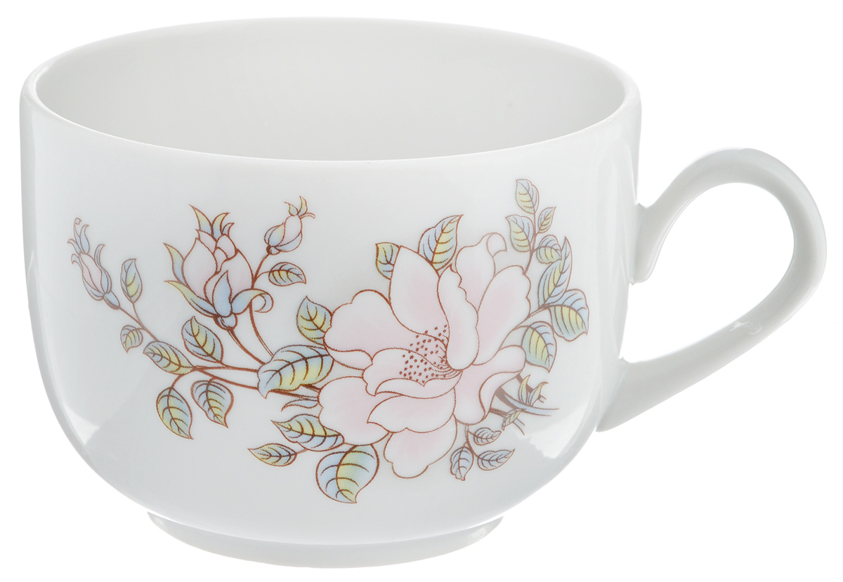 Чашка чайная Фарфор Вербилок Контесса, 300 мл767061Чайная чашка Фарфор Вербилок Контесса изготовлена из высококачественного фарфора и украшена цветочным рисунком. Она отвечает всем требованиям людей с широкой душой и хорошим аппетитом. Такая чашка прекрасно подходит как для ежедневных трапез, так и для подарков дорогим друзьям. Диаметр по верхнему краю: 8,5 см. Высота стенки: 6,5 см.