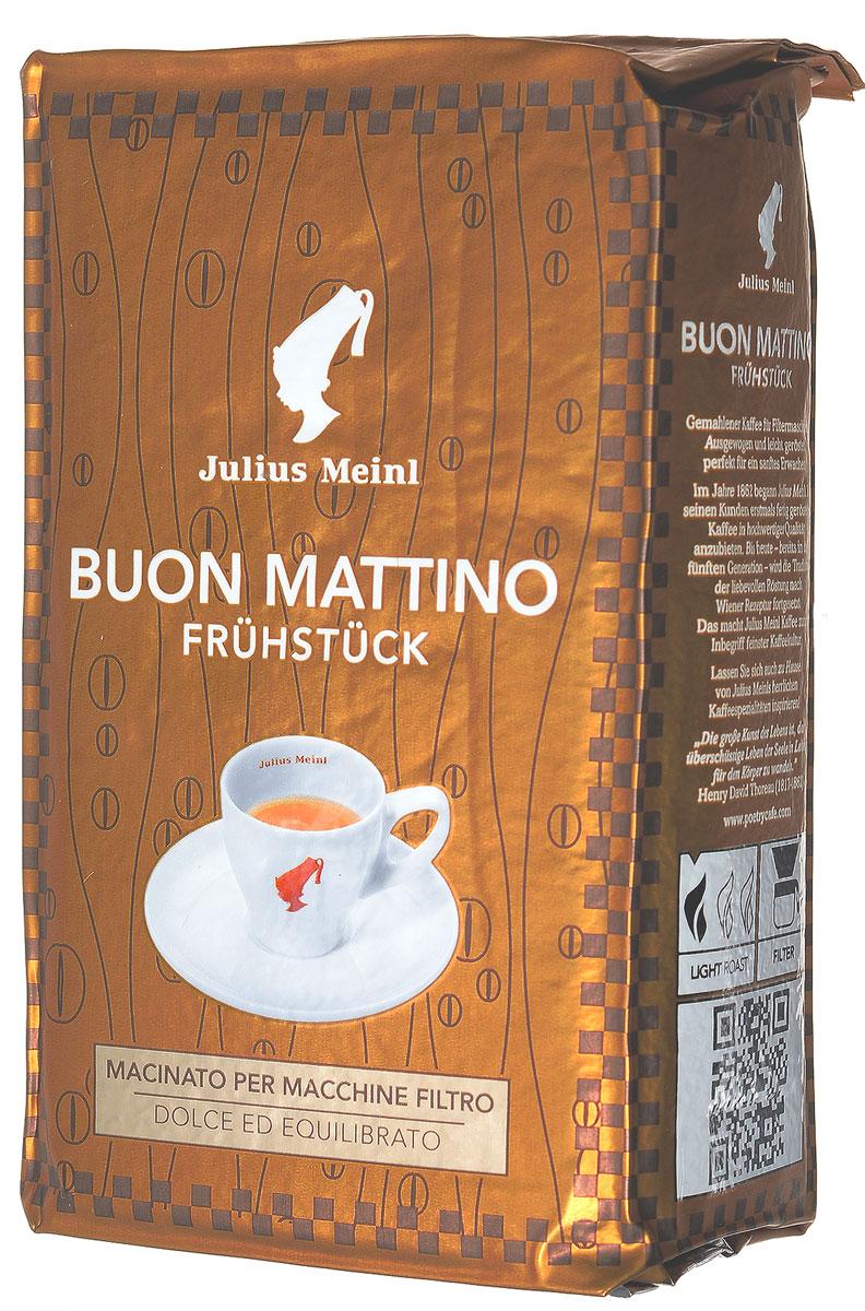 Julius Meinl Венский завтрак. Доброе утро молотый кофе, 250 г137102Деликатная светлая обжарка делает кофе Julius Meinl Венский завтрак. Доброе утро особенно мягким. Отличный вариант для тех, кто предпочитает сбалансированный вкус.