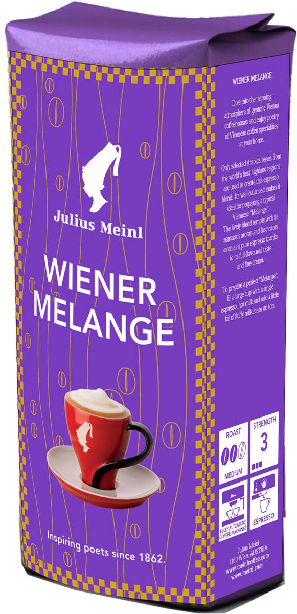 Julius Meinl Венский меланж кофе в зернах, 250 г купить чай julius meinl в москве