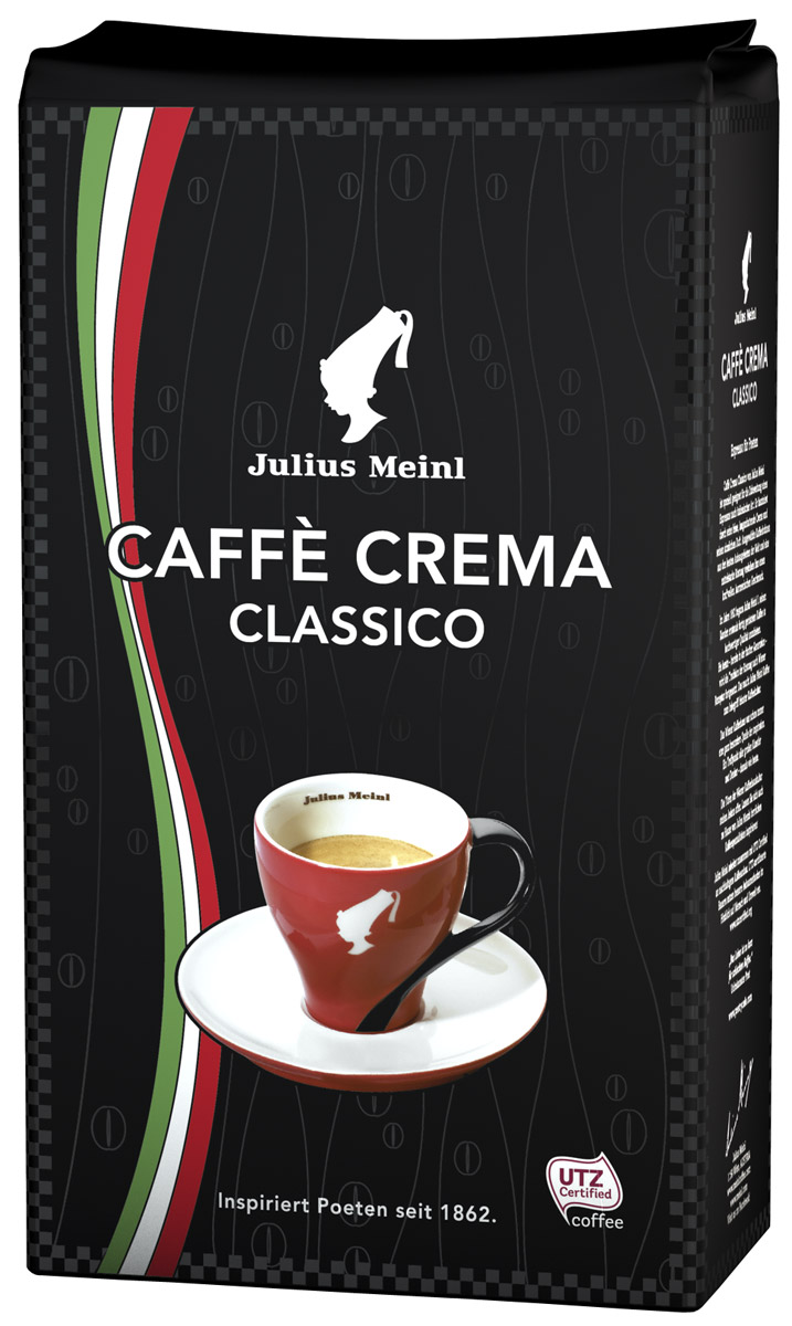 Julius Meinl Крема Классико кофе в зернах, 1 кг meinl rus meinl rs1bk l