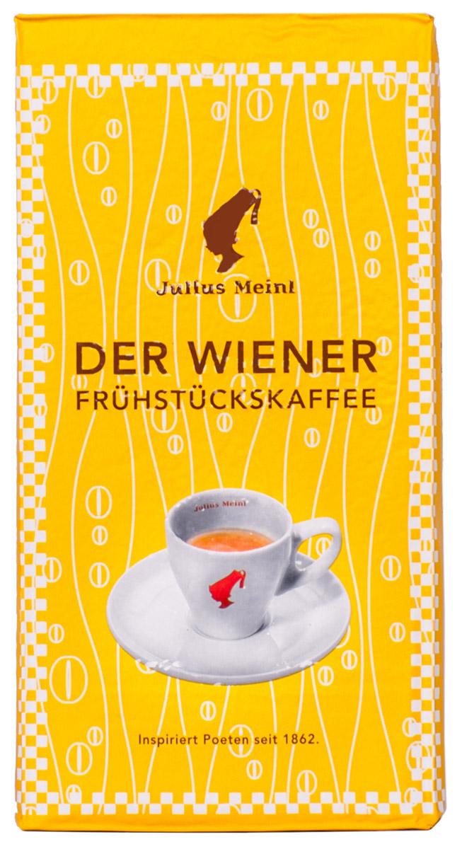 Julius Meinl Венский эксклюзив кофе молотый, 500 г купить чай julius meinl в москве