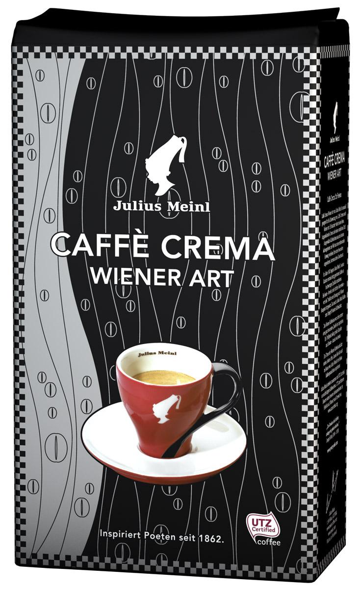 Julius Meinl Кафе Крема кофе в зернах, 1 кг купить kafe bar v nikolaeve