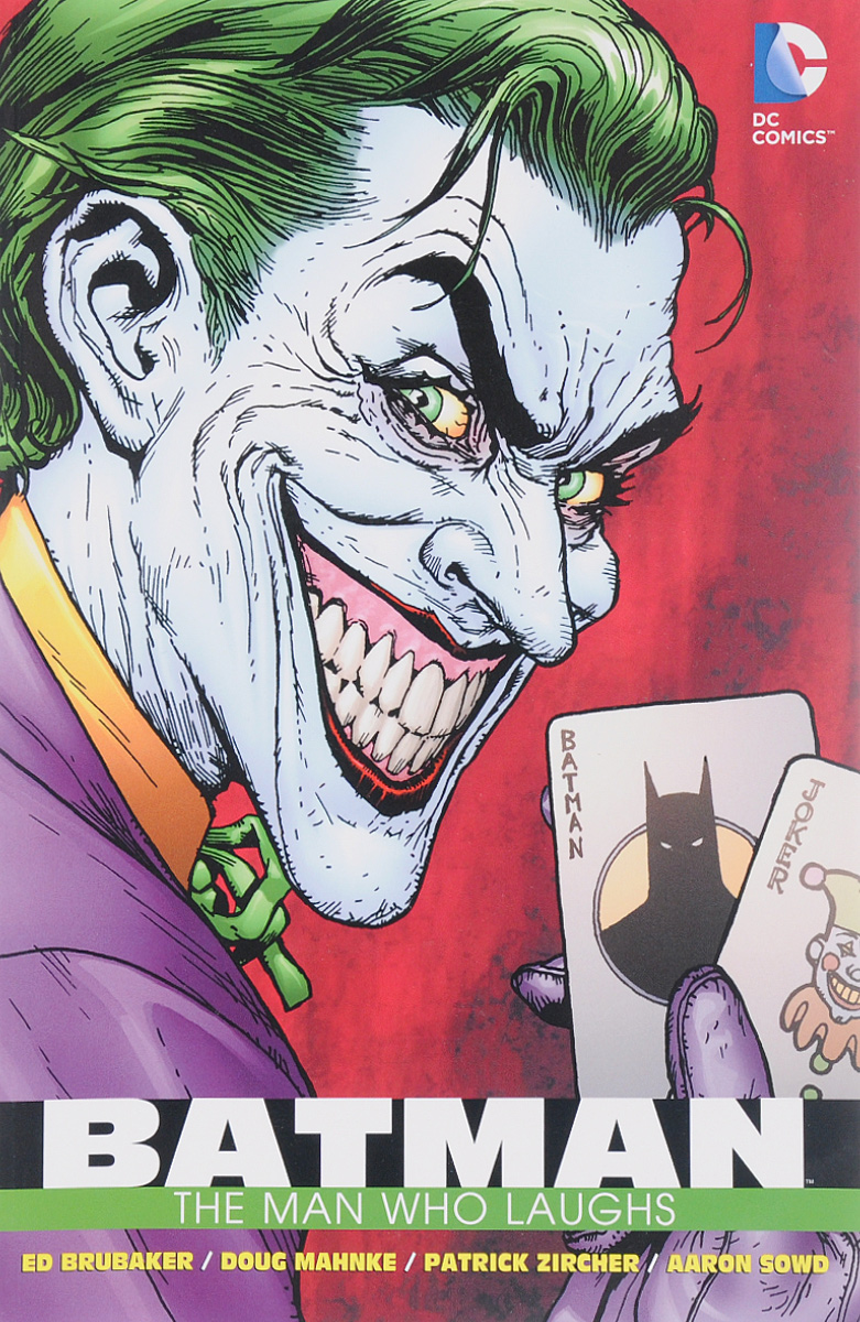Batman: The Man Who Laughs karin kukkonen studying comics and graphic novels