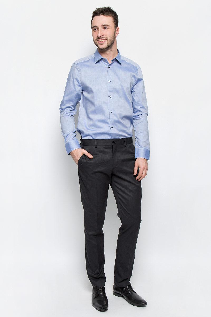 цена Брюки мужские Mexx, цвет: темно-серый. MX3025343_MN_PNT_009. Размер M (50) онлайн в 2017 году