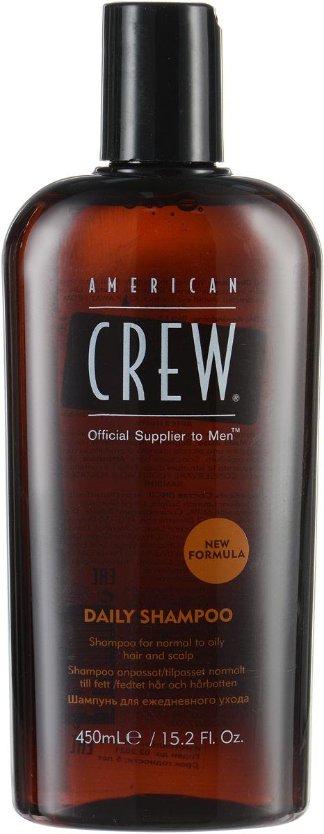 ollin шампунь для ежедневного применения рн 5 5 service line daily shampoo ph 5 5 1000 мл American Crew Шампунь для ежедневного ухода Classic Daily Shampoo 450 мл