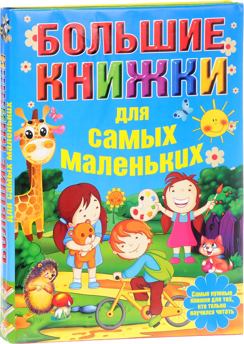 Игорь Александров Большие книжки для самых маленьких (комплект из 3 книг)