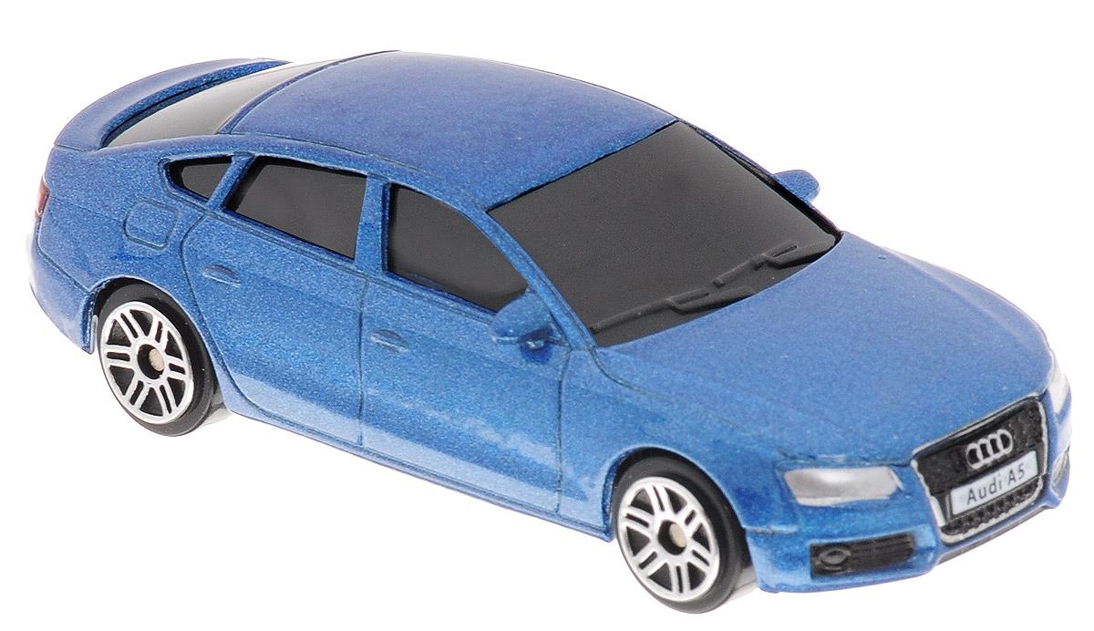 Uni-Fortune Toys Модель автомобиля Audi A5 Sportback цвет синий uni fortune toys модель автомобиля audi r8 v10 цвет красный