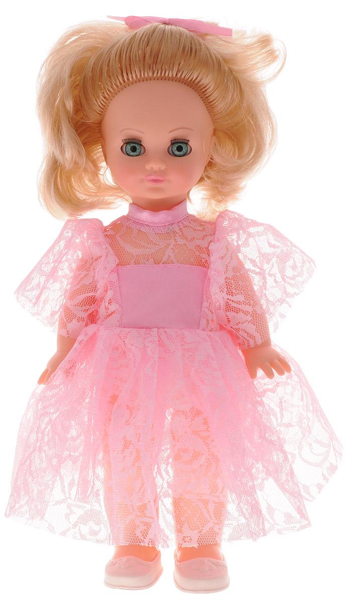 Весна Кукла озвученная Лена цвет платья розовый куклы и одежда для кукол весна озвученная кукла саша 1 42 см