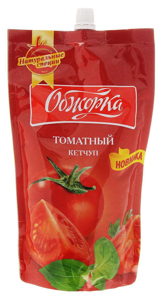 Махеев Обжорка кетчуп томатный, 500 г