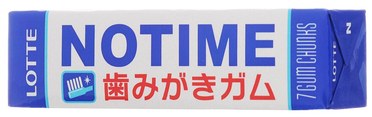 Lotte Notime жевательная резинка, 30 г конфеты lotte korea lotte anytime 111g 155g