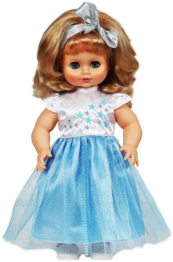 Весна Кукла озвученная Инна цвет одежды голубой белый что мне из одежды