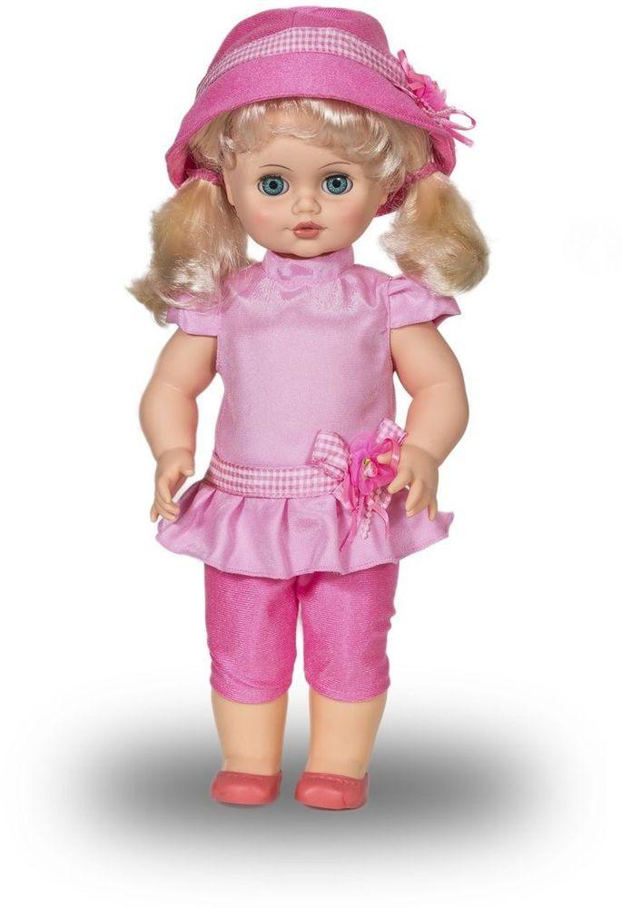 Весна Кукла озвученная Инна цвет одежды розовый весна кукла озвученная оля цвет одежды белый розовый голубой
