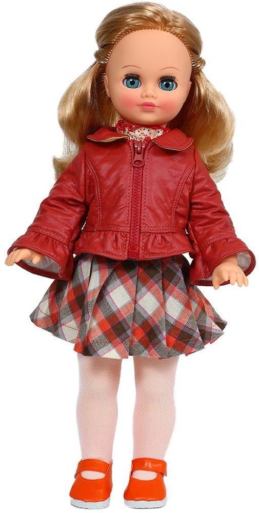 Весна Кукла озвученная Лиза цвет наряда красный белый