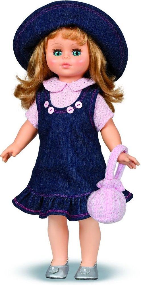 Весна Кукла озвученная Оля цвет одежды синий розовый весна кукла озвученная оля цвет одежды белый розовый голубой